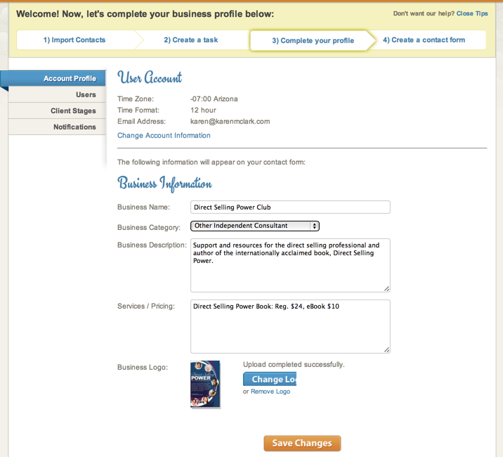 How to Add a Contact Form to Your Facebook Business Page